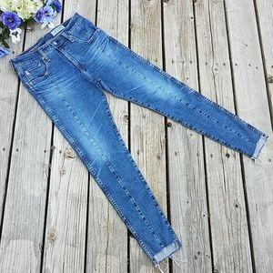 Adriano Goldschmied FARRAH SKINNY ANKLE Jeans, 29